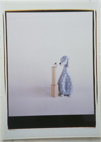 Blue dog 01