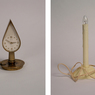 Two candles  diptych 04