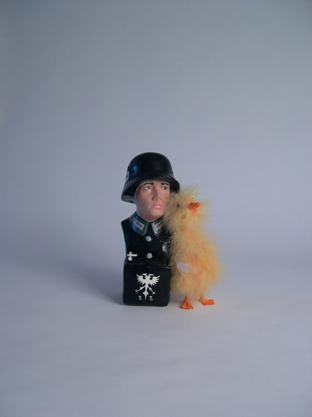 Nazi duck 06