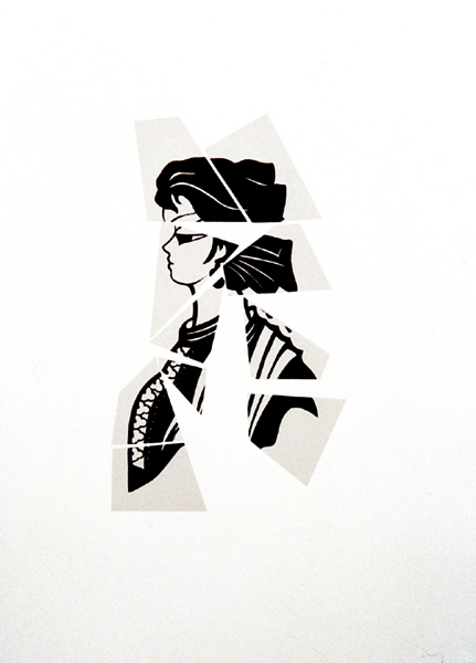 Chinese cubist ii 00