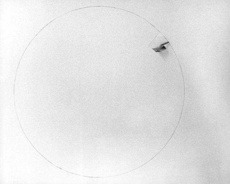 Untitled %28circle%29  1973 74