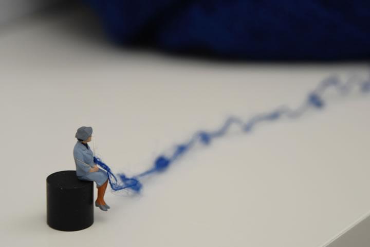 Forced labor weaver blue 3 08 det