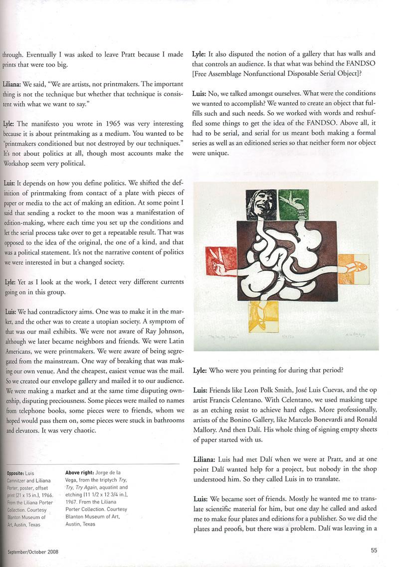 Liliana porter art on paper nygw 6