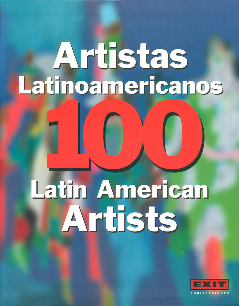 100 latinamerican artists 2006 cover