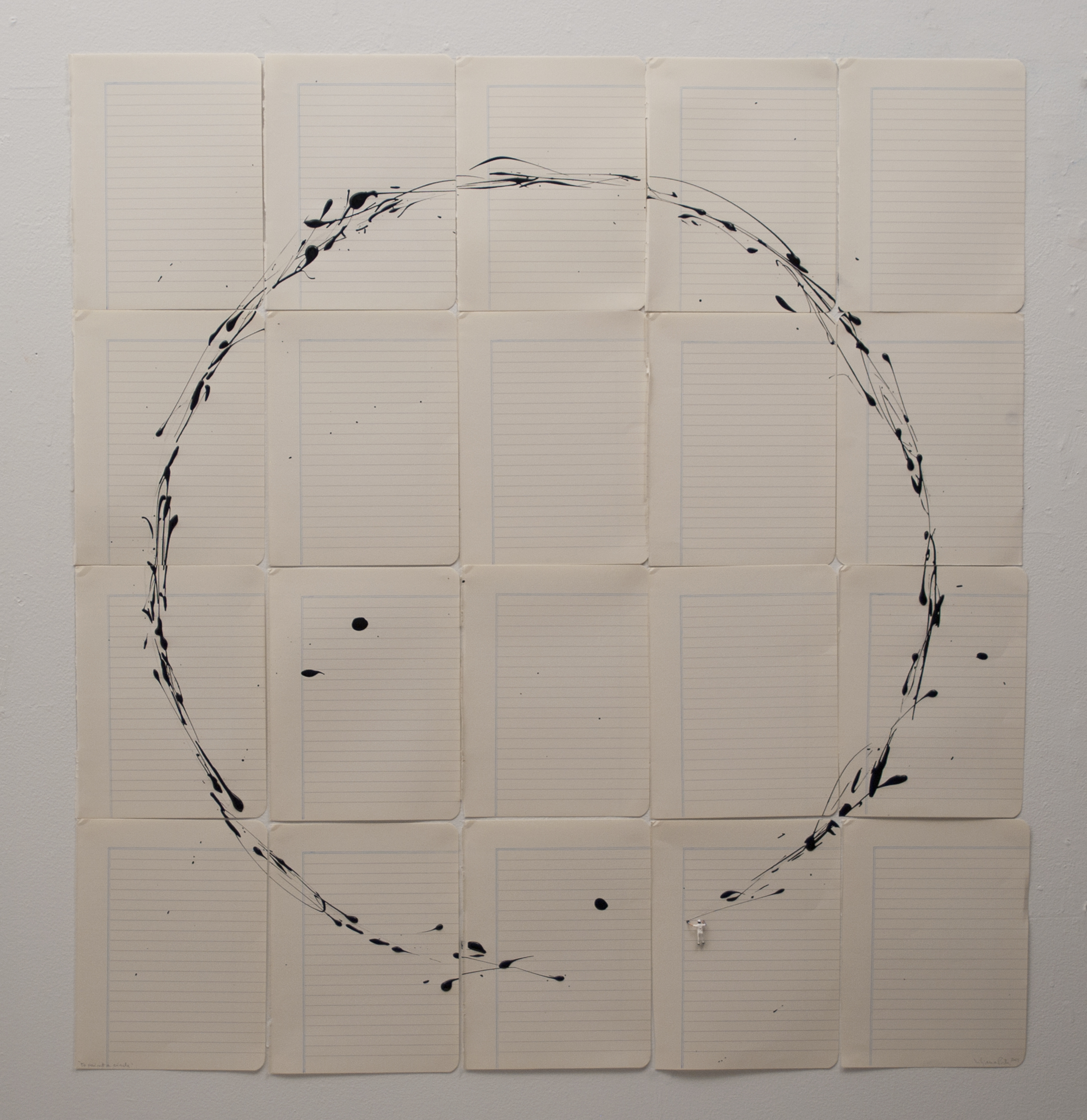 To paint a circle 2014